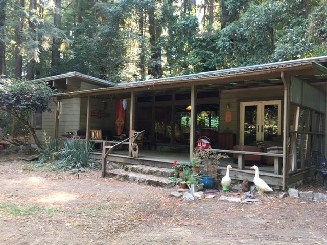 400 Teilh Dr, Boulder Creek, CA 95006 (#ML81681868) :: Michael Lavigne Real Estate Services
