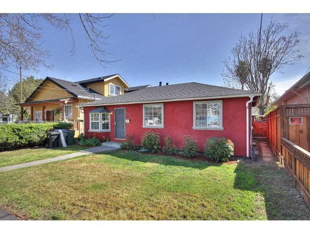 914 Delmas Ave, San Jose, CA 95125 (#ML81693774) :: The Gilmartin Group