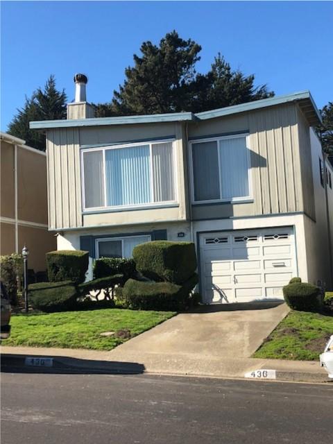 436 Higate Dr, Daly City, CA 94015 (#ML81696644) :: Brett Jennings Real Estate Experts