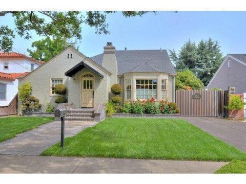 1711 Willowhurst Ave, San Jose, CA 95125 (#ML81696864) :: Myrick Estates Team at Keller Williams