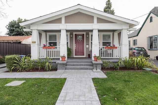430 Snyder Ave, San Jose, CA 95125 (#ML81697104) :: The Dale Warfel Real Estate Network