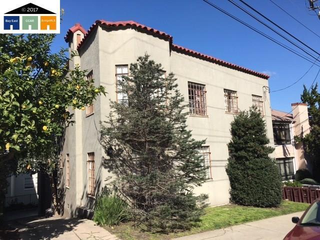659 Wesley, Oakland, CA 94610 (#MR40794045) :: The Kulda Real Estate Group