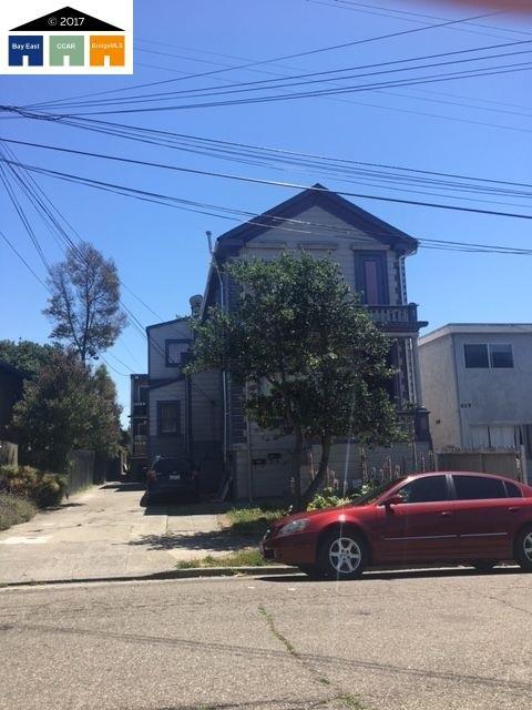 623 58Th St, Oakland, CA 94609 (#MR40794219) :: RE/MAX Real Estate Services