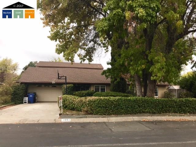 1551 Denkinger Court, Concord, CA 94521 (#MR40803324) :: Strock Real Estate