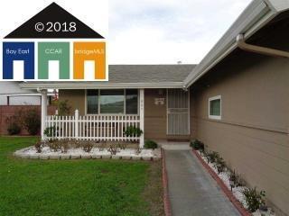 807 Marvin, Hayward, CA 94541 (#MR40814062) :: The Dale Warfel Real Estate Network