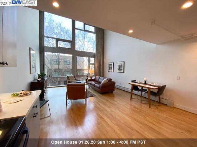 311 Oak Street, Oakland, CA 94607 (#BE40889147) :: Strock Real Estate
