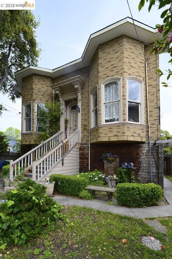 1612 Chapin St., Alameda, CA 94501 (#EB40816824) :: Intero Real Estate