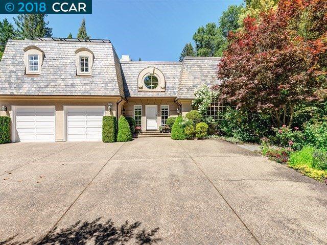 4030 Happy Valley Road, Lafayette, CA 94549 (#CC40821657) :: Strock Real Estate