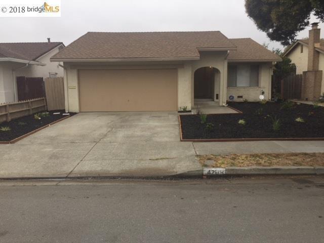 4209 Potrero Ave, Richmond, CA 94804 (#EB40834128) :: The Warfel Gardin Group