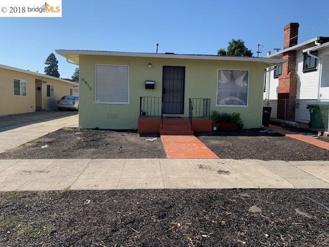6915 Krause Ave, Oakland, CA 94605 (#EB40843139) :: The Goss Real Estate Group, Keller Williams Bay Area Estates