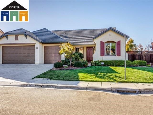 21 Verbena Ct., Oakley, CA 94561 (#MR40845059) :: The Kulda Real Estate Group