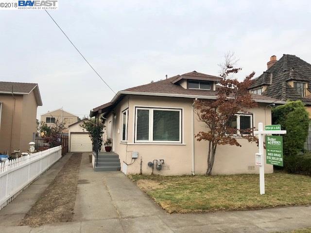 1037 Fountain Street, Alameda, CA 94501 (#BE40845847) :: Perisson Real Estate, Inc.
