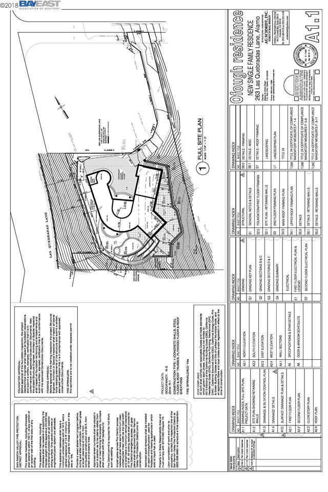 263 Las Quebradas, Alamo, CA 94507 (#BE40846962) :: Brett Jennings Real Estate Experts