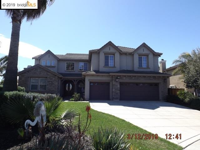 1100 Teal Ct, Brentwood, CA 94513 (#EB40856619) :: The Kulda Real Estate Group
