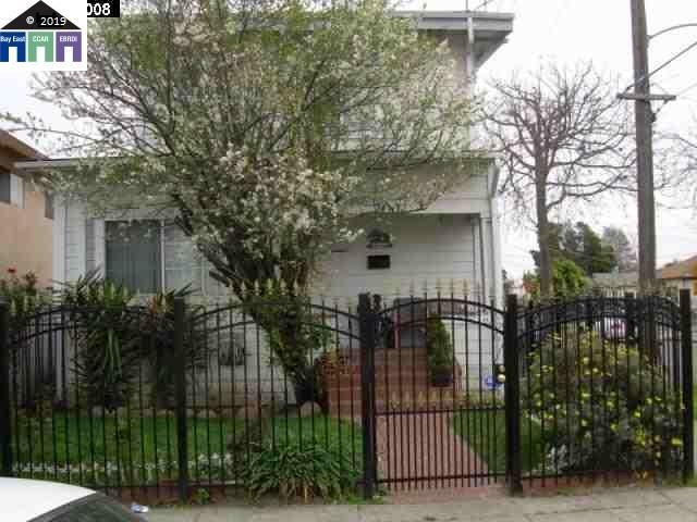 2002 96th Ave., Oakland, CA 94603 (#MR40857214) :: The Gilmartin Group