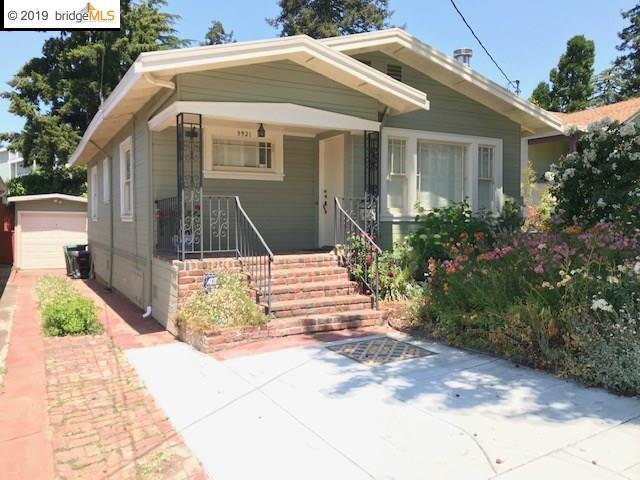3921 Coolidge Ave, Oakland, CA 94602 (#EB40871253) :: Strock Real Estate