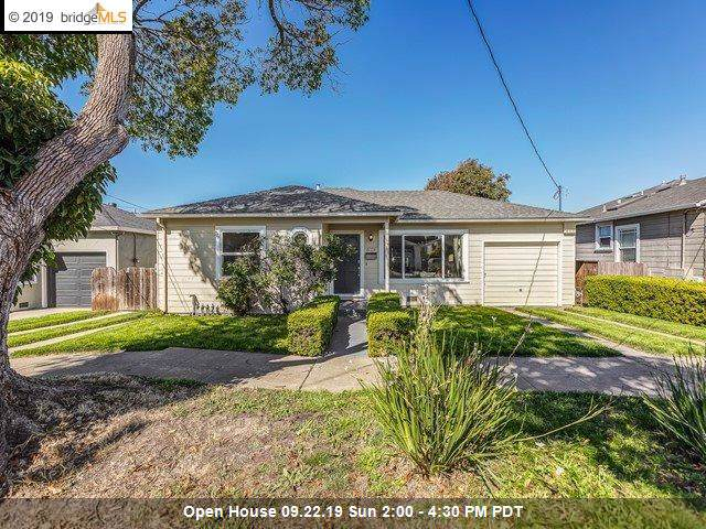 615 35th Street, Richmond, CA 94805 (#EB40881781) :: Strock Real Estate