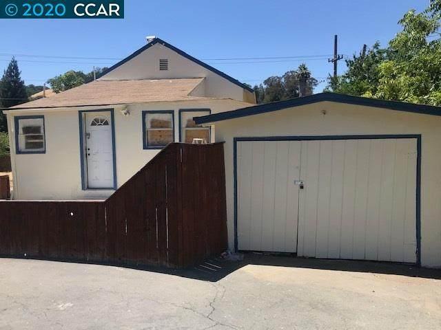 870 Vine Hill Way, Martinez, CA 94553 (#CC40889581) :: The Realty Society