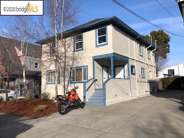 928 60Th St, Oakland, CA 94608 (#EB40892431) :: The Sean Cooper Real Estate Group