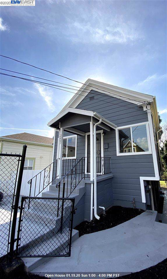2007 E 22ND ST, Oakland, CA 94606 (#BE40892724) :: Real Estate Experts
