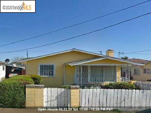 1480 81st Avenue, Oakland, CA 94621 (#EB40893728) :: The Goss Real Estate Group, Keller Williams Bay Area Estates