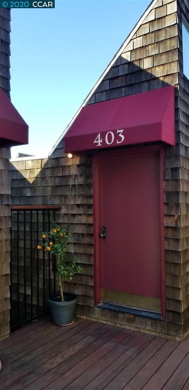 403 Golden Gate Ave, Richmond, CA 94801 (#CC40895050) :: Keller Williams - The Rose Group
