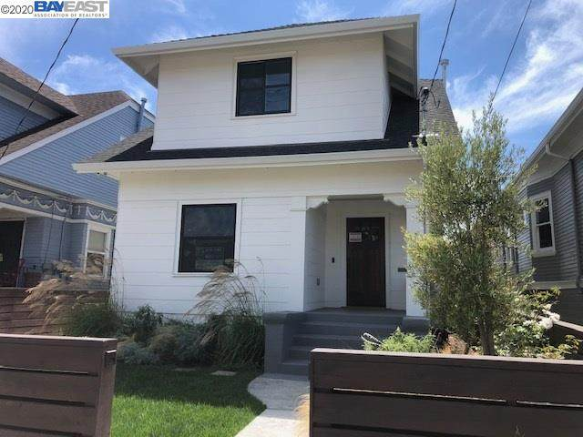 819 30th Street, Oakland, CA 94608 (#BE40916215) :: The Realty Society