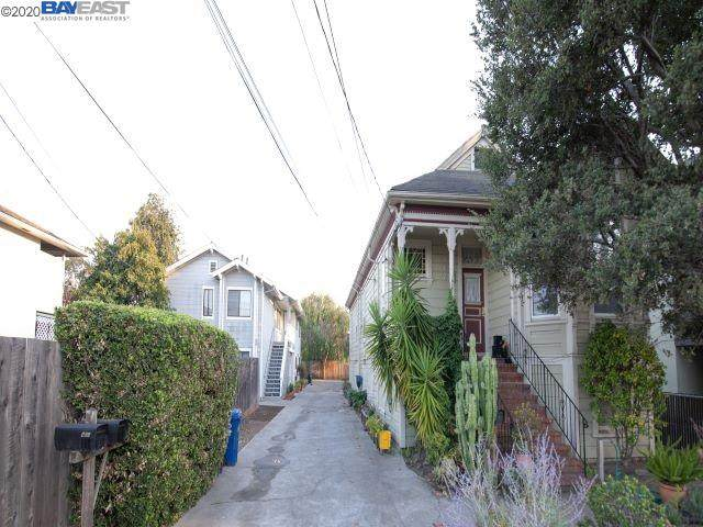 462 Buena Vista Ave, Alameda, CA 94501 (#BE40916938) :: The Sean Cooper Real Estate Group