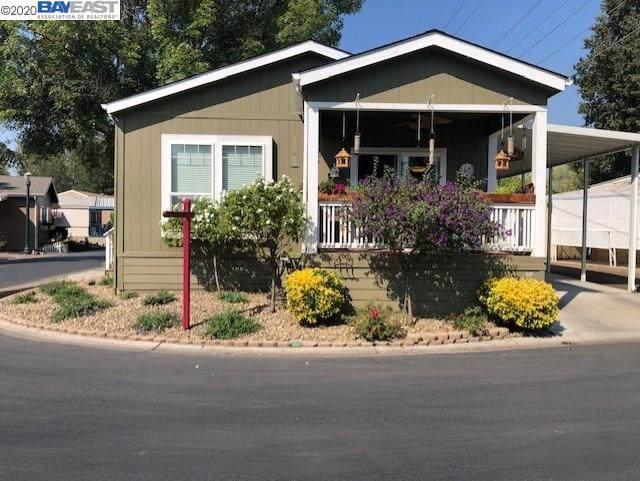 3263 Vineyard Ave #197, Pleasanton, CA 94566 (#BE40923448) :: Alex Brant
