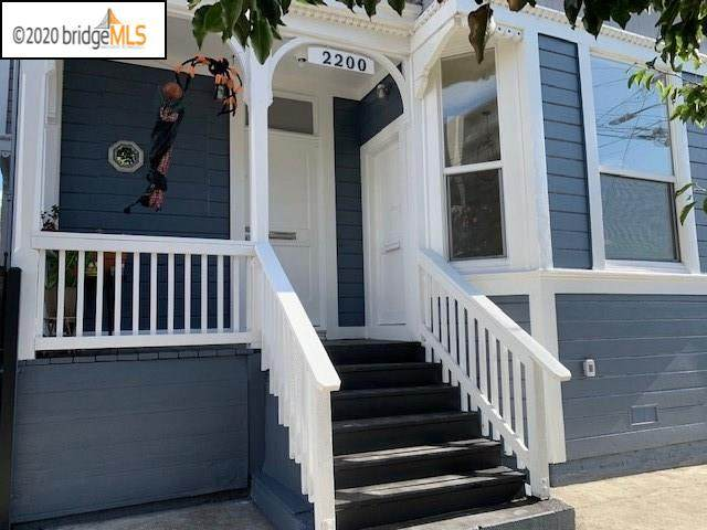 2200 Fruitvale Ave, Oakland, CA 94601 (#EB40928491) :: The Kulda Real Estate Group