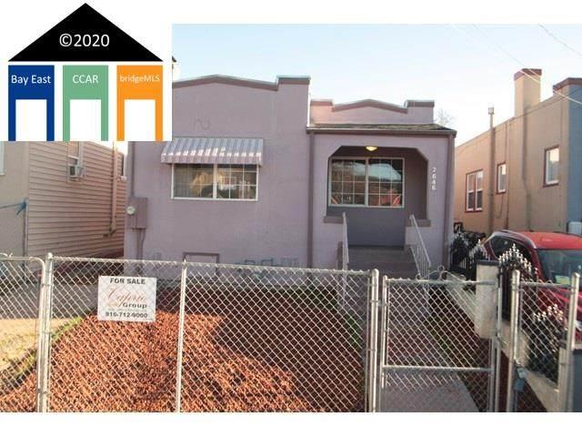 2646 76Th Ave, Oakland, CA 94605 (#MR40928827) :: Strock Real Estate
