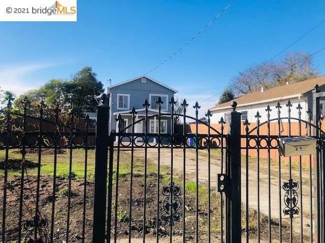 , Richmond, CA 94804 (#EB40932660) :: Real Estate Experts