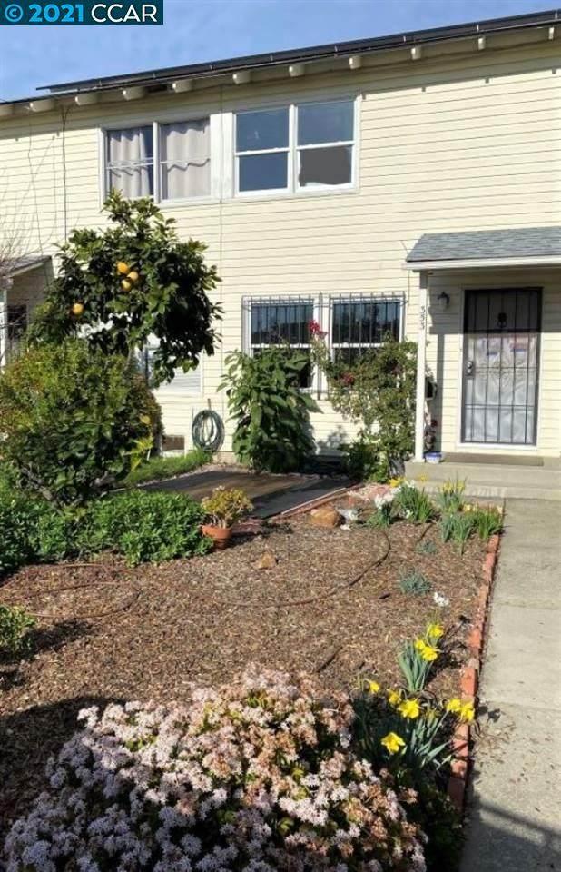 353 W Chanslor Ave, Richmond, CA 94801 (#CC40936963) :: The Realty Society