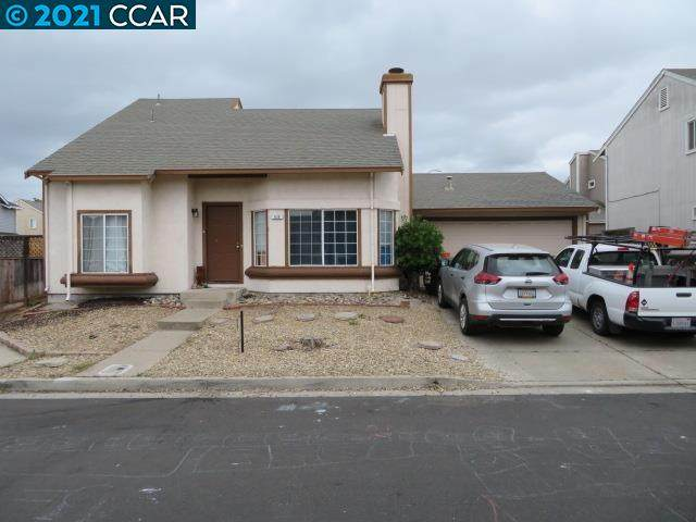 658 Country Ln, Oakley, CA 94561 (#CC40947461) :: The Kulda Real Estate Group