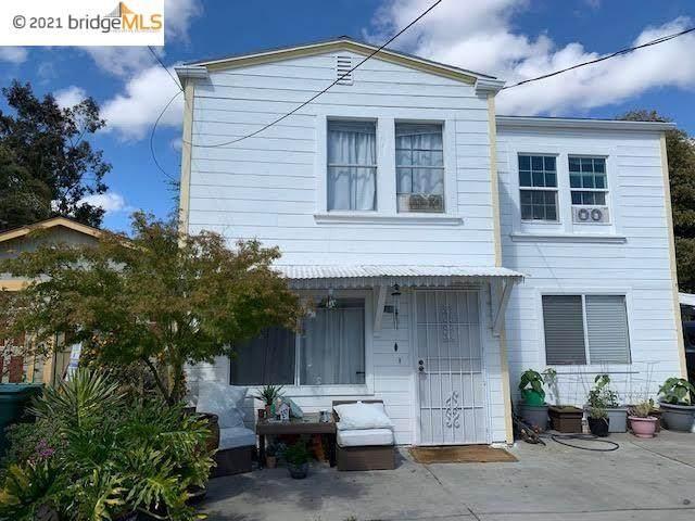 3900 Aqua Vista St, Oakland, CA 94601 (MLS #EB40952332) :: Compass