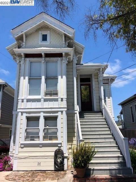 2311 Eagle Avenue, Alameda, CA 94501 (#BE40960654) :: The Gilmartin Group