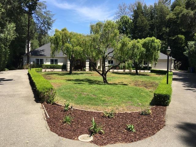 15510 Monte Vista Dr, Saratoga, CA 95070 (#ML81706419) :: The Dale Warfel Real Estate Network
