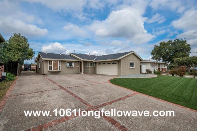 1061 Longfellow Ave, Campbell, CA 95008 (#ML81742258) :: The Warfel Gardin Group