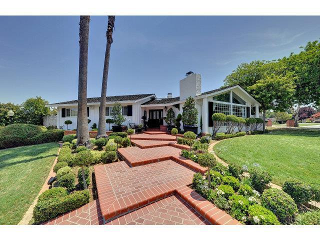 6490 Oakcrest Dr, San Jose, CA 95120 (#ML81748253) :: Julie Davis Sells Homes