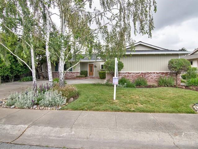 1731 Marina Way, San Jose, CA 95125 (#ML81753015) :: The Warfel Gardin Group