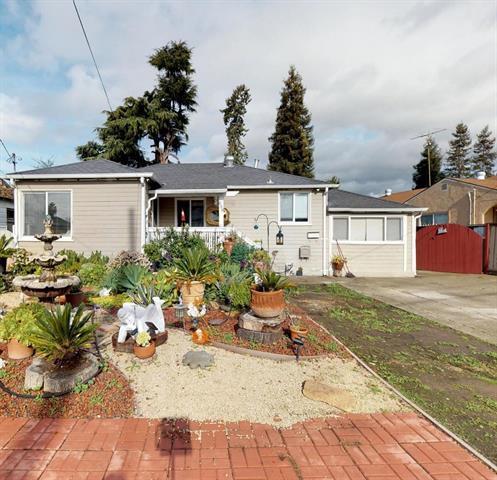 888 Paradise Blvd, Hayward, CA 94541 (#ML81753079) :: Strock Real Estate