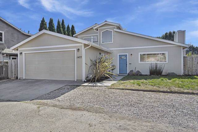 1477 Bulb Ave, Santa Cruz, CA 95062 (#ML81772513) :: Maxreal Cupertino