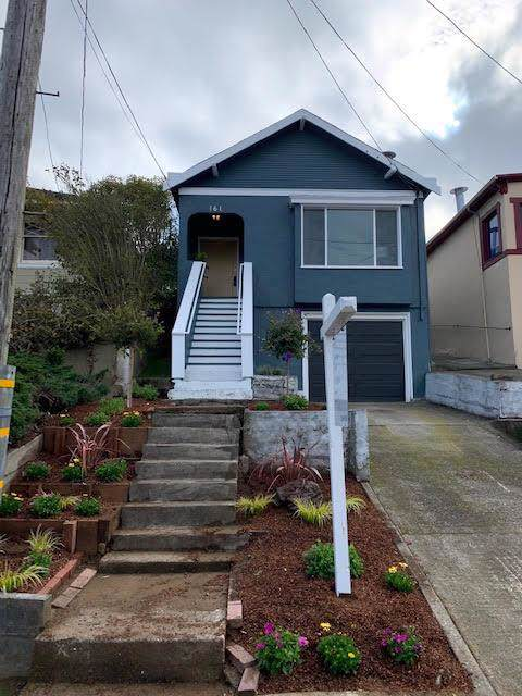 161 Bellevue Ave, Daly City, CA 94014 (#ML81776934) :: The Sean Cooper Real Estate Group