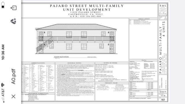 11020 Pajaro St, Castroville, CA 95012 (#ML81787585) :: The Kulda Real Estate Group