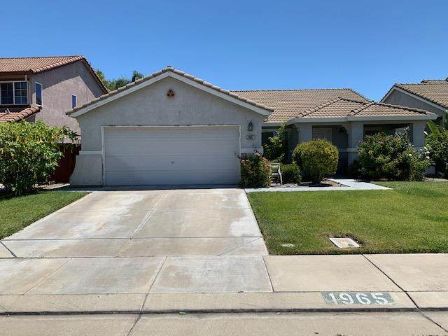 1965 Pisa Cir, Stockton, CA 95206 (#ML81797259) :: Robert Balina | Synergize Realty