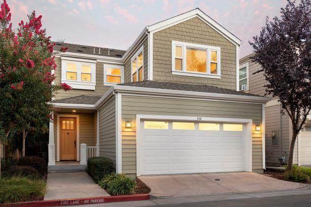308 Creekside Village Dr, Los Gatos, CA 95032 (#ML81812854) :: Strock Real Estate