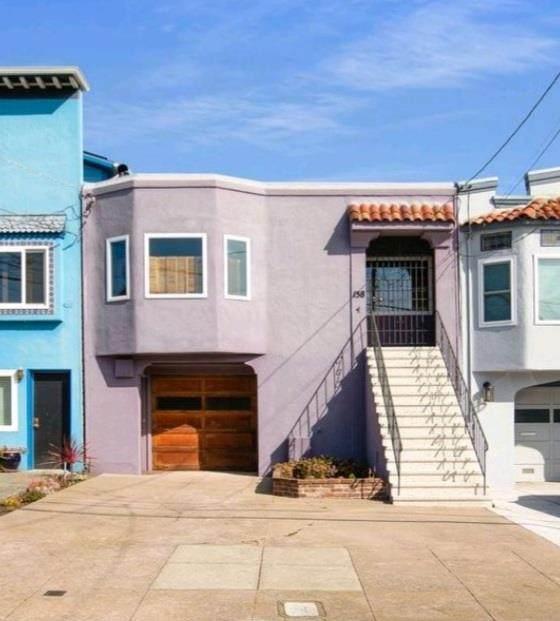 158 Flood Ave, San Francisco, CA 94131 (#ML81835596) :: Intero Real Estate