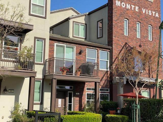 862 Gaspar Vis, San Jose, CA 95126 (#ML81838025) :: Intero Real Estate