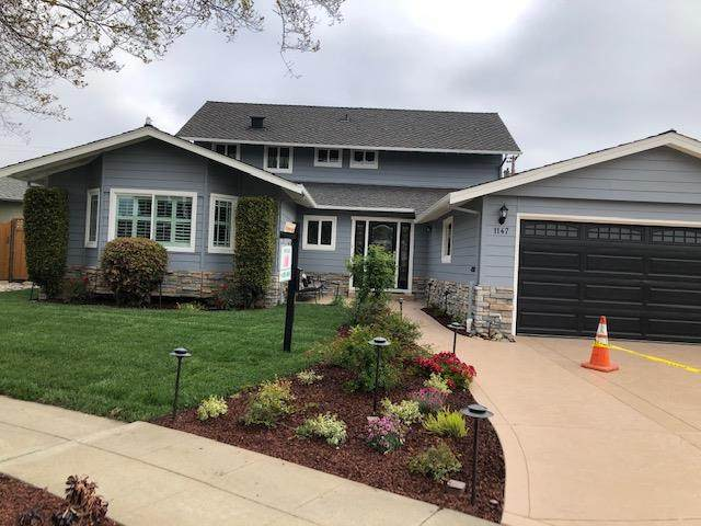 1147 Doon Ct, Sunnyvale, CA 94087 (#ML81839518) :: The Sean Cooper Real Estate Group