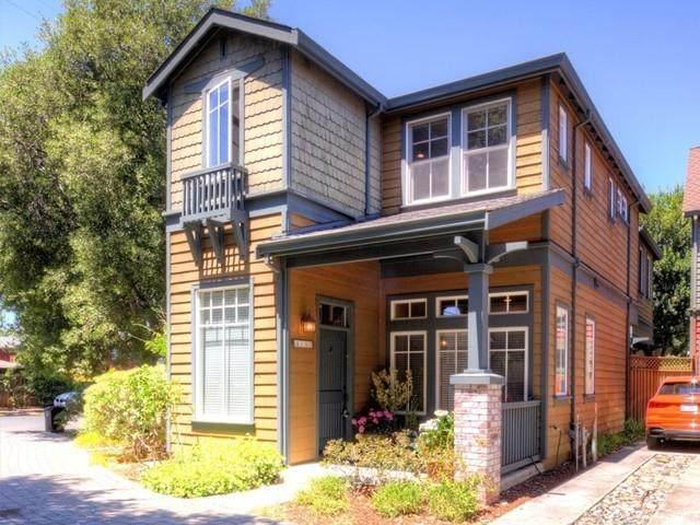 4101 Wisteria Ln, Palo Alto, CA 94306 (#ML81848186) :: The Sean Cooper Real Estate Group